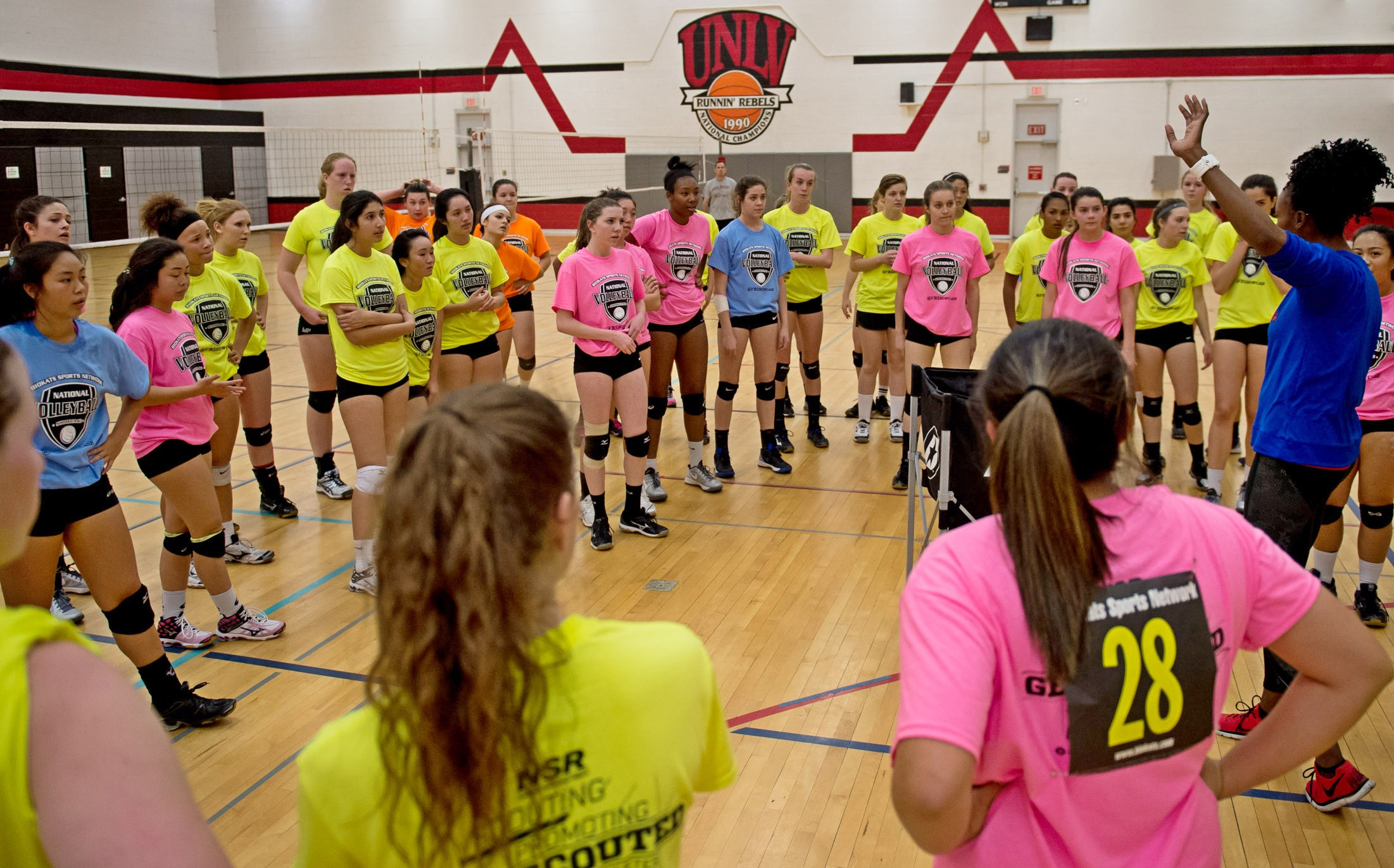 National Volleyball Showcase | #1 Volleyball Showcase and Combine in